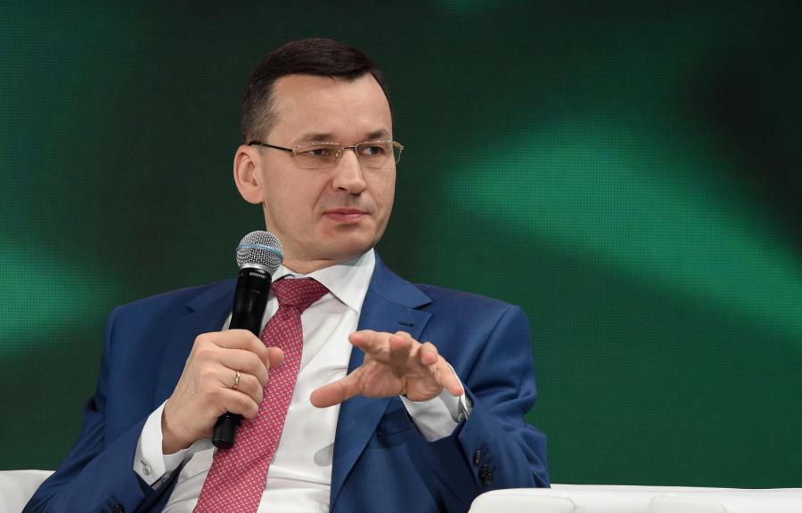 Wicepremier Mateusz Morawiecki:
