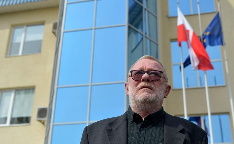Konsul Krzysztof Sawicki
