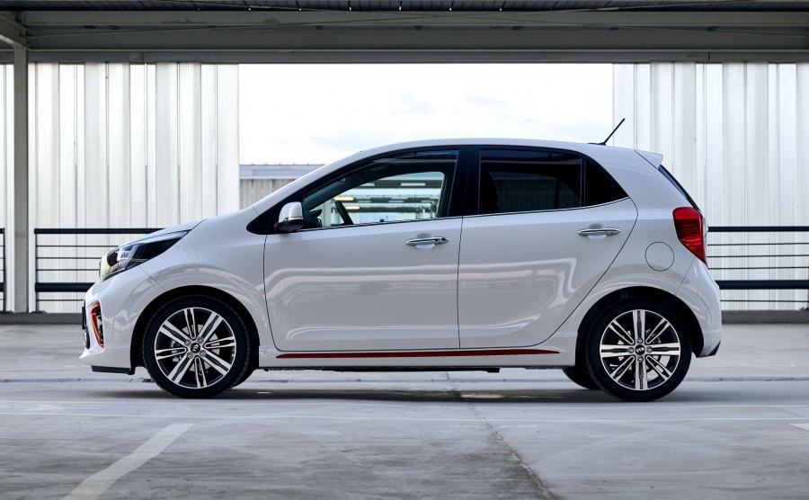 W przeciwieństwie do poprzednika nowa kia picanto będzie oferowana jedynie jako samochód pięciodrzwiowy