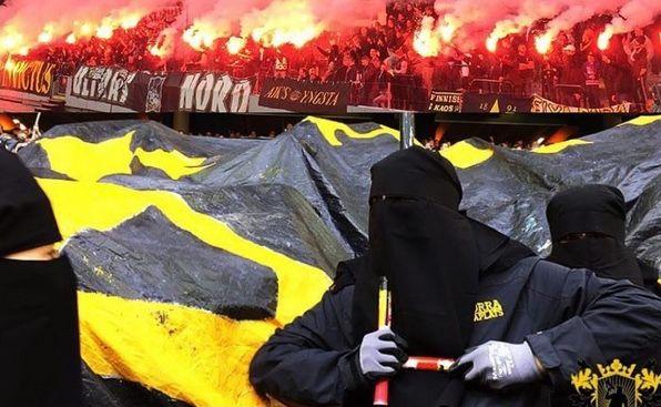 Kibice AIK Solna