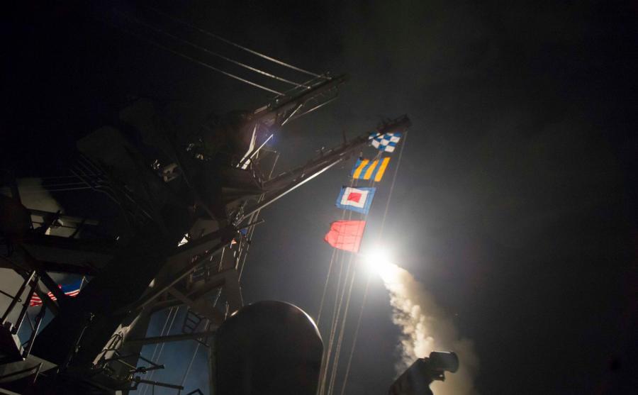 Atak na Syrię