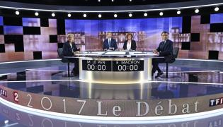 Debata Macron-Le Pen