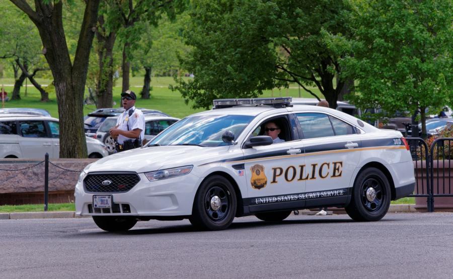 Policja w Waszyngtonie