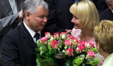 Pięć kobiet Jarosława Kaczyńskiego