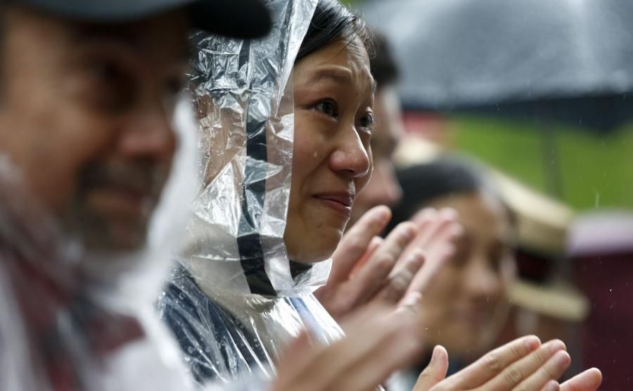 Priscilla Chan, żona Marka Zuckerberga
