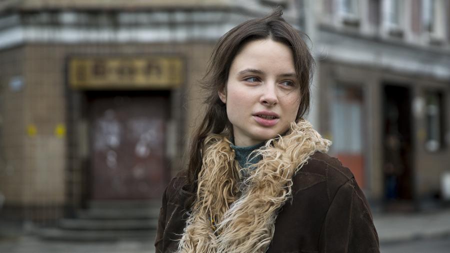 Anna Próchniak w filmie \