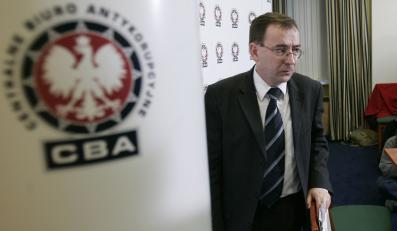 CBA nie słucha premiera
