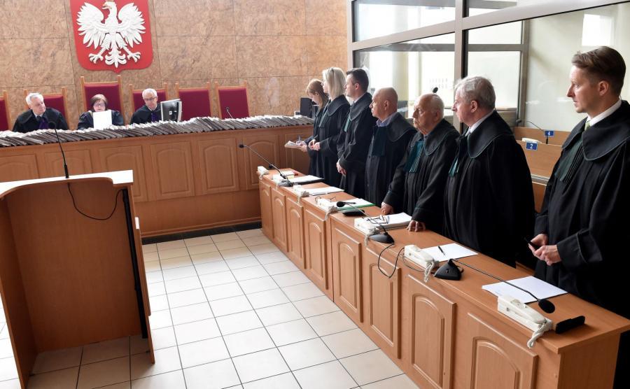 Ogłoszenie wyroku