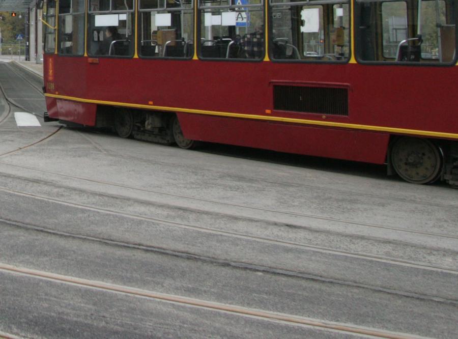Kup sobie pętlę tramwajową
