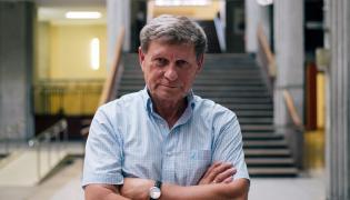 Leszek Balcerowicz, fot. Maksymilian Rigamonti