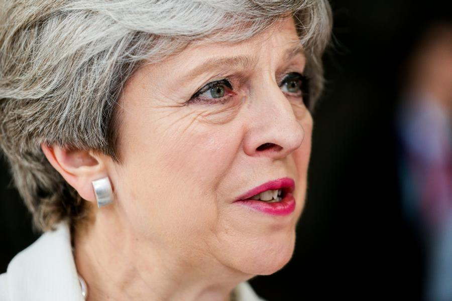 Theresa May - premier Wielkiej Brytanii