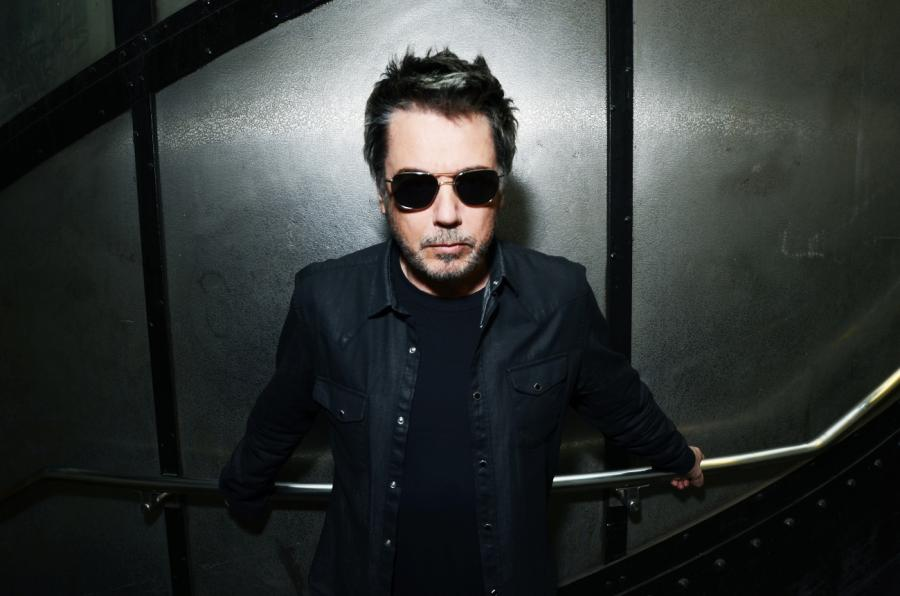 Jean-Michel Jarre fot. Tom Sheehan