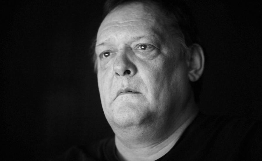 Krytyk kulinarny i dziennikarz Piotr Bikont