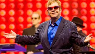Elton John w Sopocie. Koncert w Operze Leśnej 09.07.2017 fot. K. KUBUŚKA / Fundacja Peace Festival.
