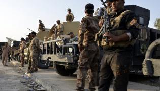 Żołnierze iraccy
