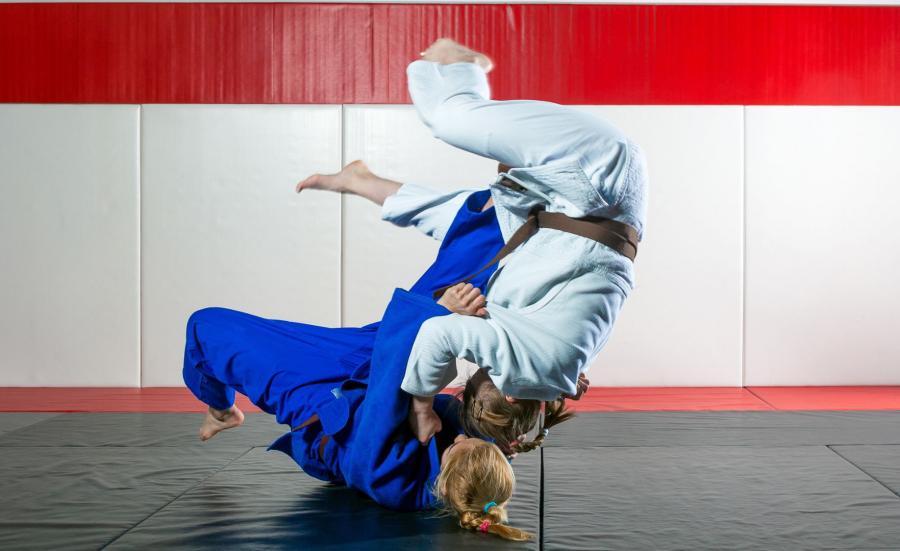 Walka judo