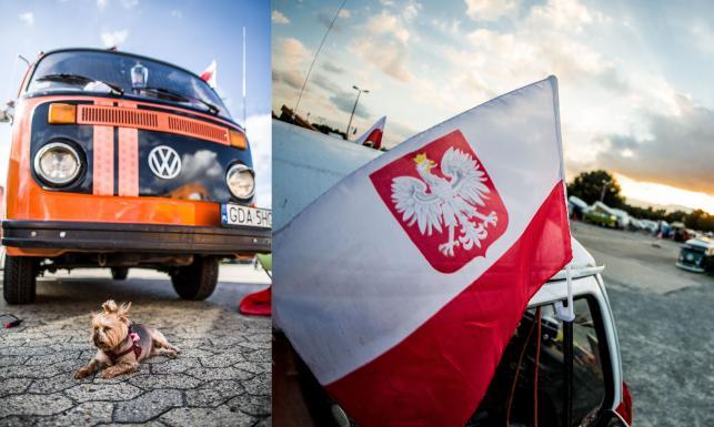 Niesamowite Volkswageny z Polski zachwyciły w Niemczech [Mamy ZDJĘCIA z Bulli Summer Festival]