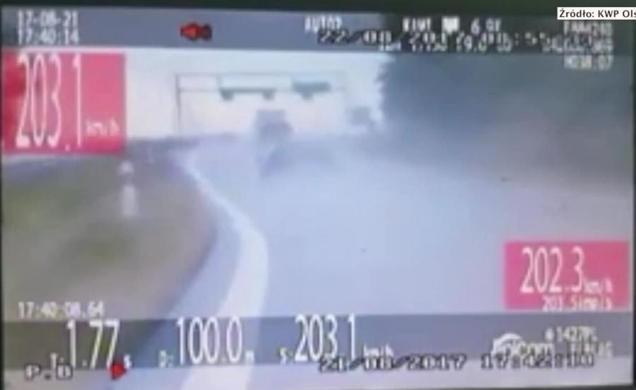 Policyjne nagranie