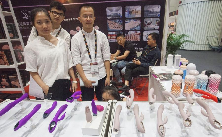 Asia Adult Expo 2017