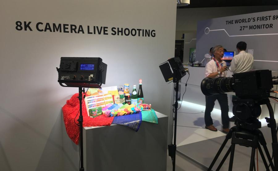 IFA - Sharp kamera 8K