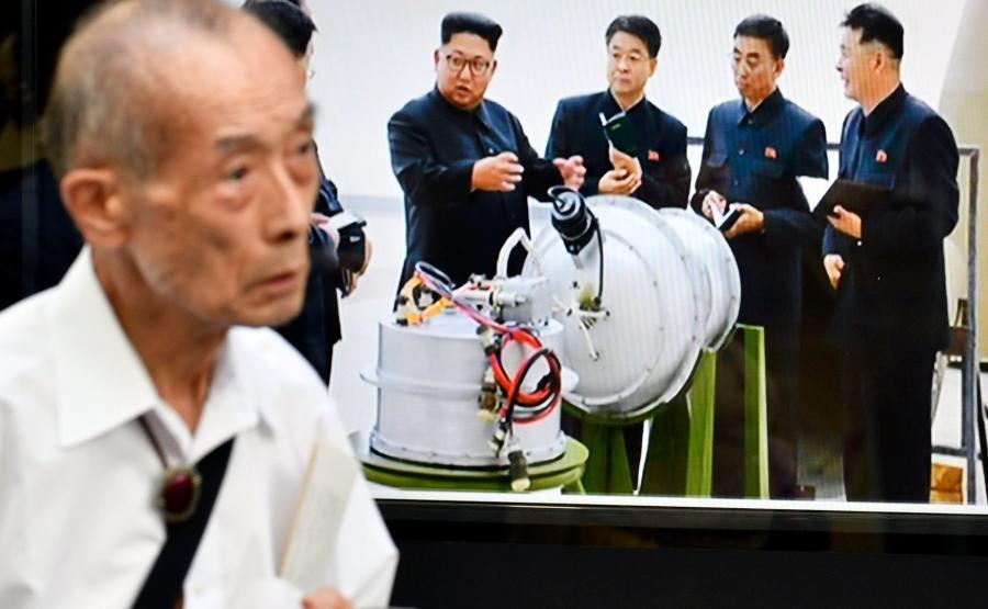 Sytuacja w Korei Północnej
