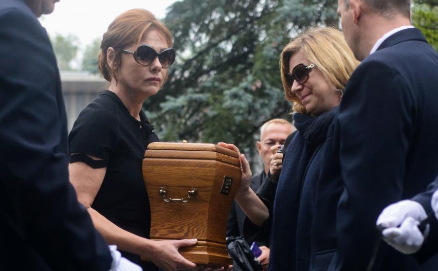 Pogrzeb Janusza Głowackiego