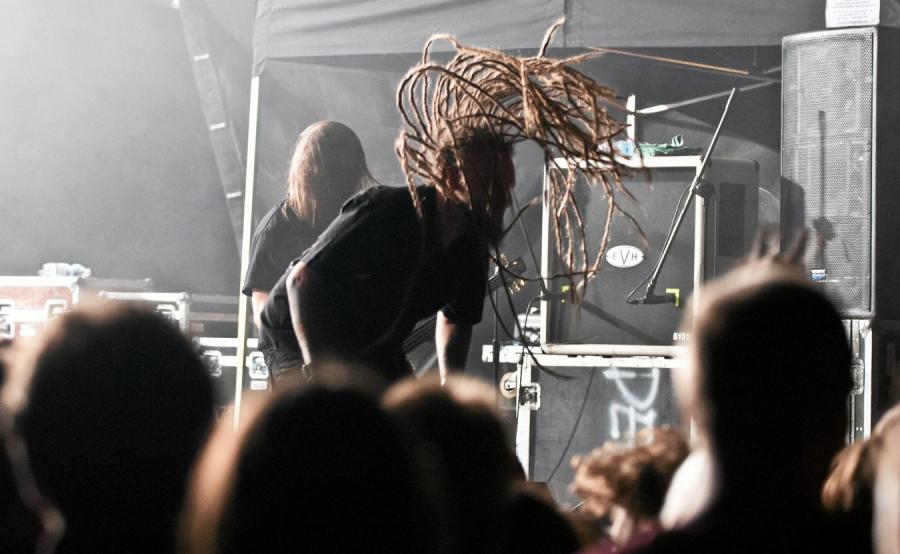 Koncert zespołu Decapitated