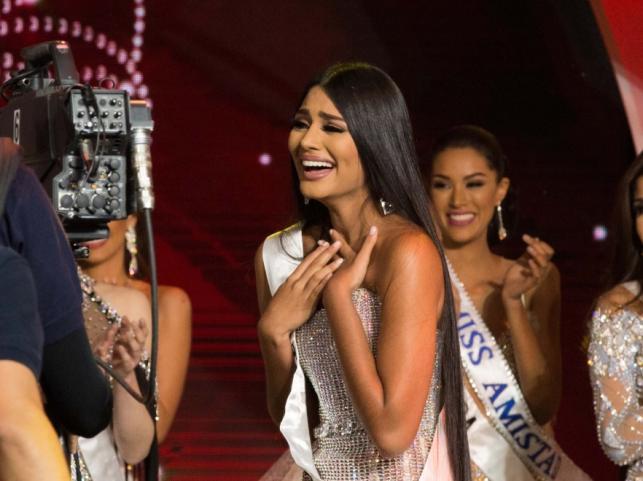 Miss Wenezueli 2017 Sthefany Gutierrez