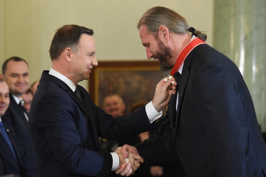Były kulomiot Tomasz Majewski