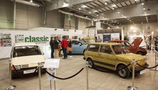Beskid 106 i Fiat 126p Combi