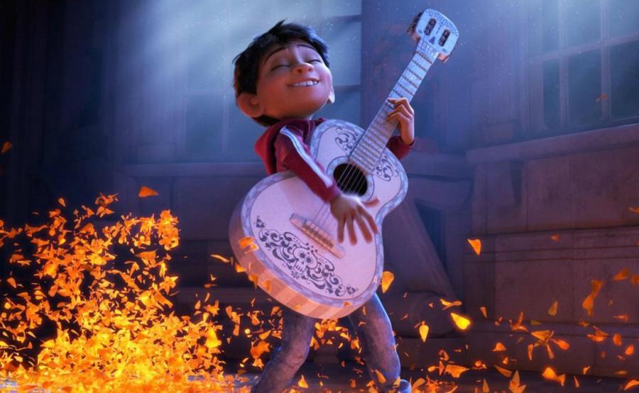 Miguel, główny bohater \