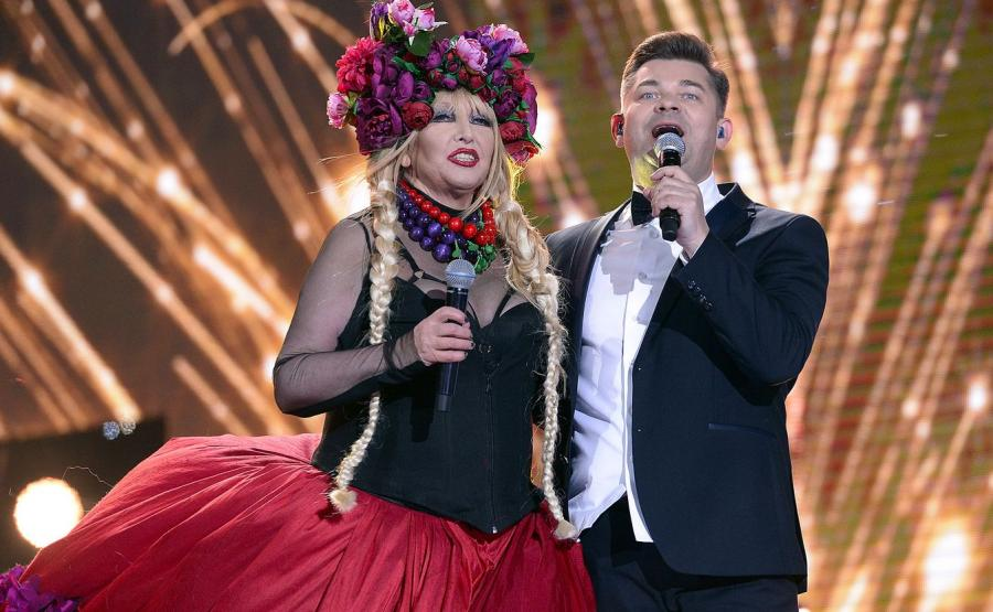 Maryla Rodowicz i Zenek Martyniuk / Zakopane 2016