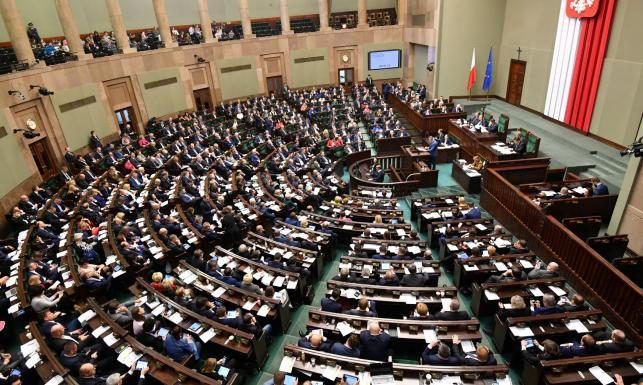 Sejm uchwalił nowelizację ustawy o KRS. PO apeluje do prezydenta o zawetowanie
