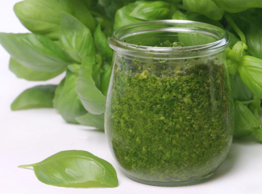 Zielona magia w małym słoiczku