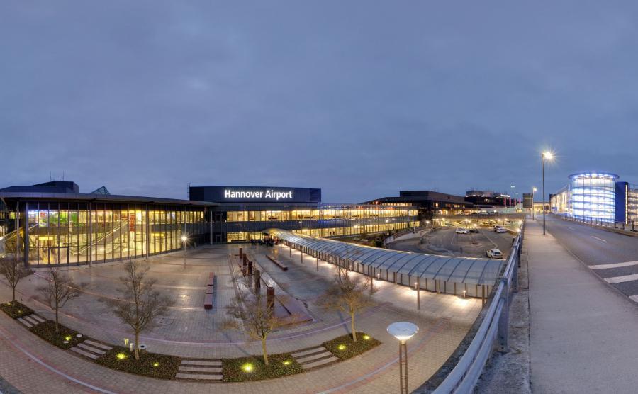 Lotnisko w Hannoverze