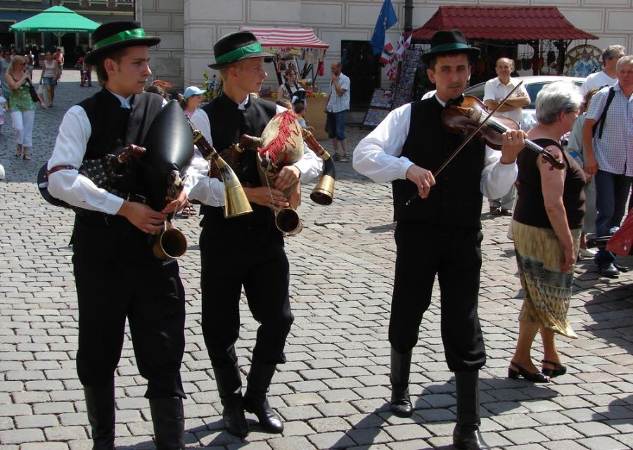 Polscy dudziarze