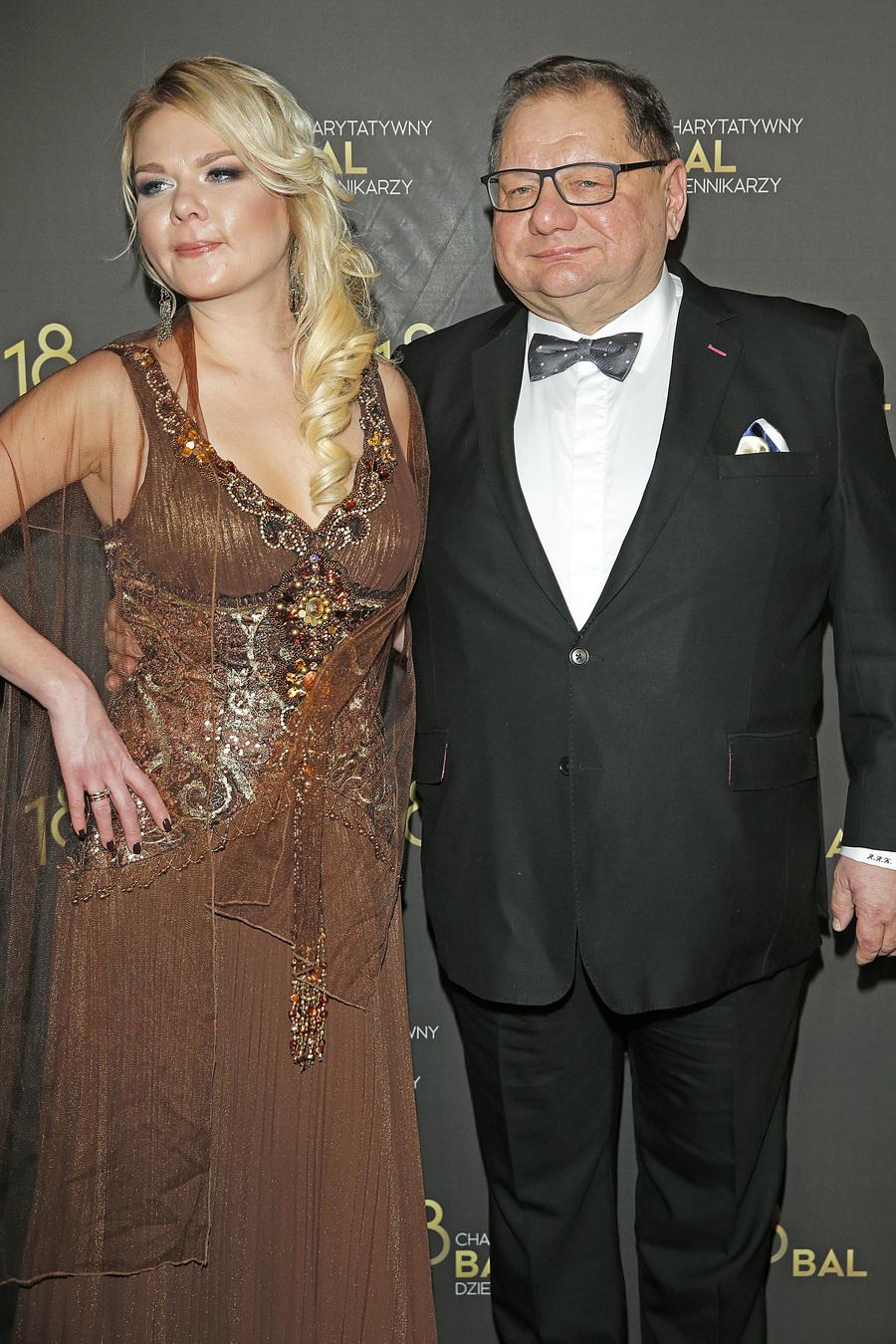 Dominika Kalisz, Ryszard Kalisz