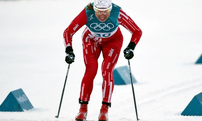 Pjongczang 2018: Medalu nie będzie. Justyna Kowalczyk odpadła w ćwierćfinale olimpijskiego sprintu