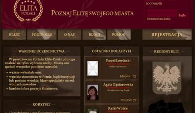 Kwaśniewski nie może należeć do elity