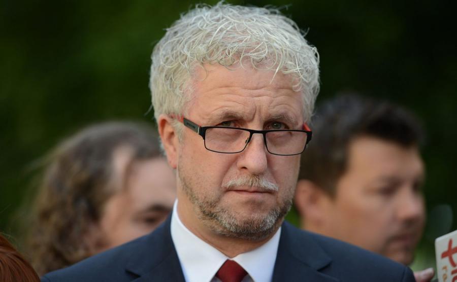 Były wiceprezydent Warszawy Jacek Wojciechowicz