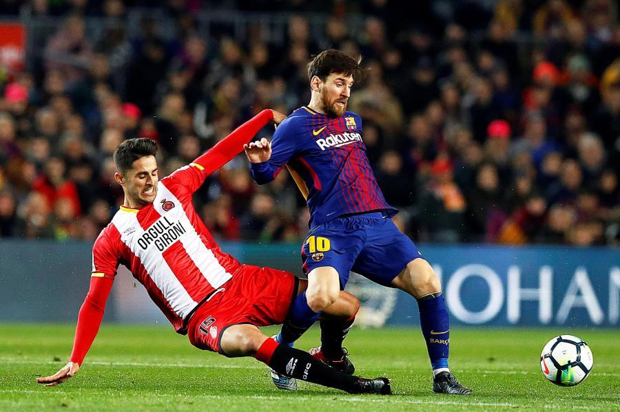 Lionel Messi i Juanpe