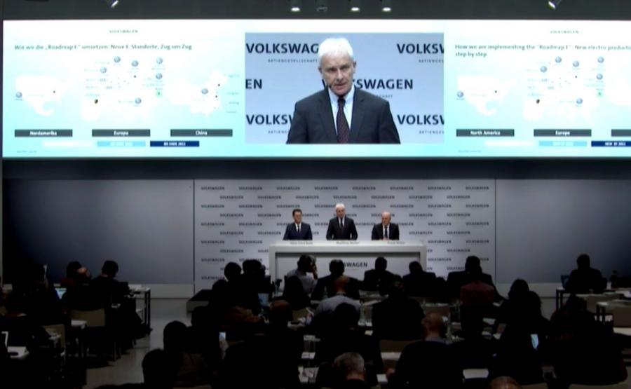 Volkswagen będzie produkował auta elektryczne w 16 fabrykach. Także w Polsce