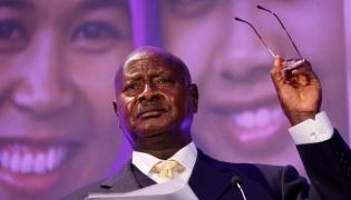 Yoweri Museveni / CC BY 4.0