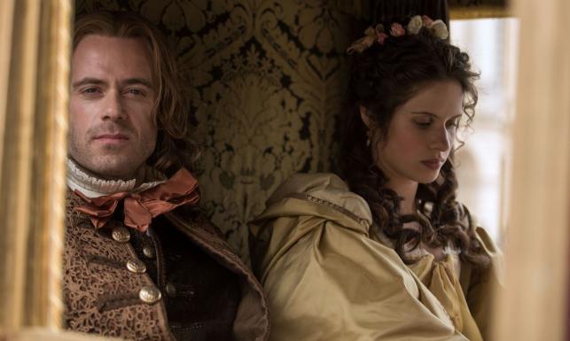 Życie króla Ludwik XIV w finałowym sezonie serialu \