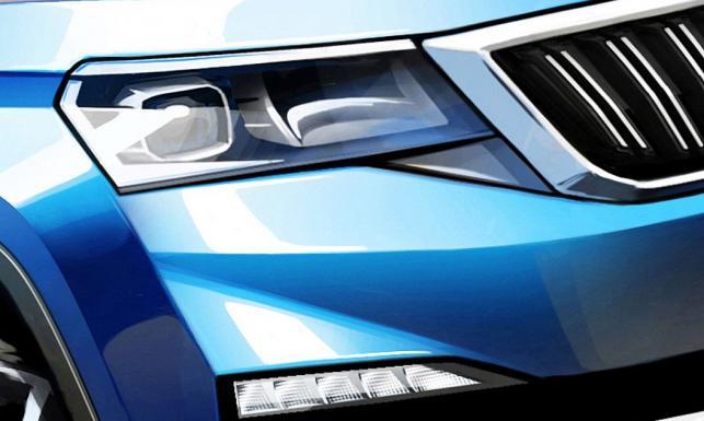 Nowy SUV Skody wjeżdża na rynek. Dołączy do modeli Kodiaq i Karoq