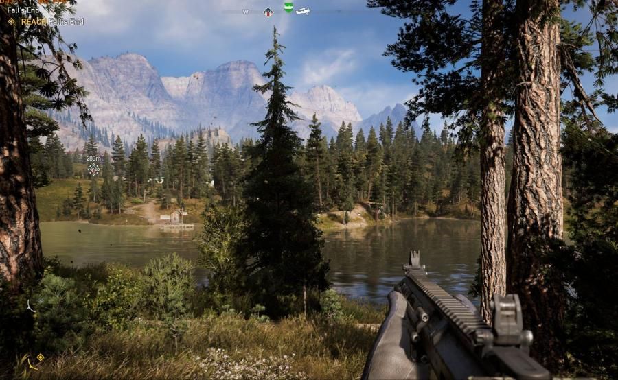 Far Cry 5 w wersji PC