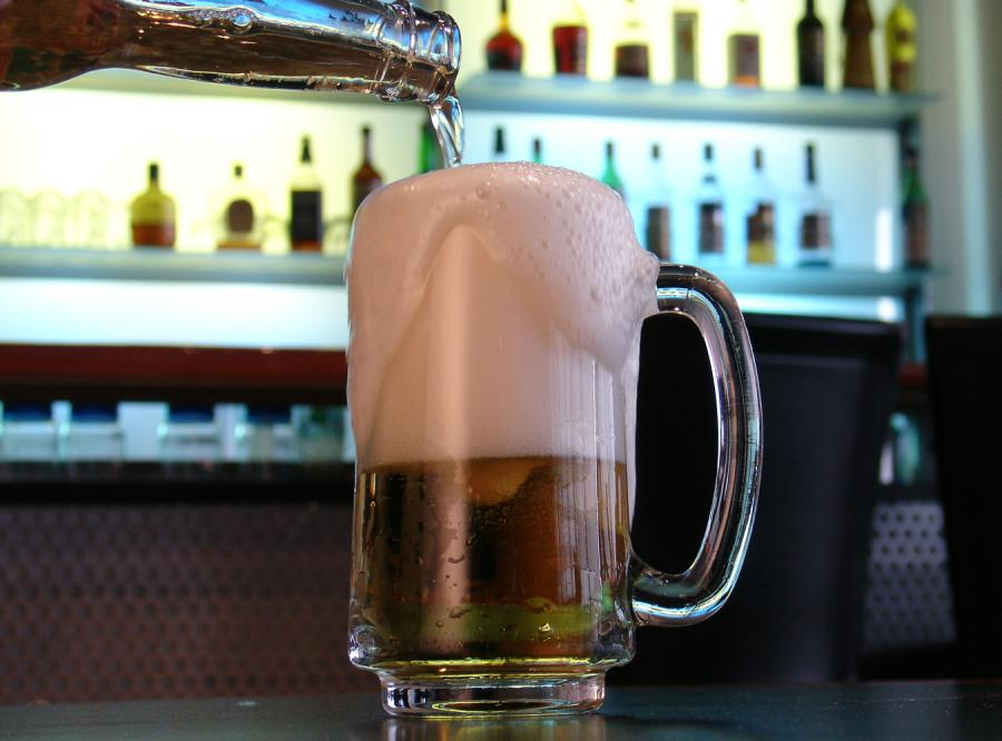 Z własnym piwem do pubu