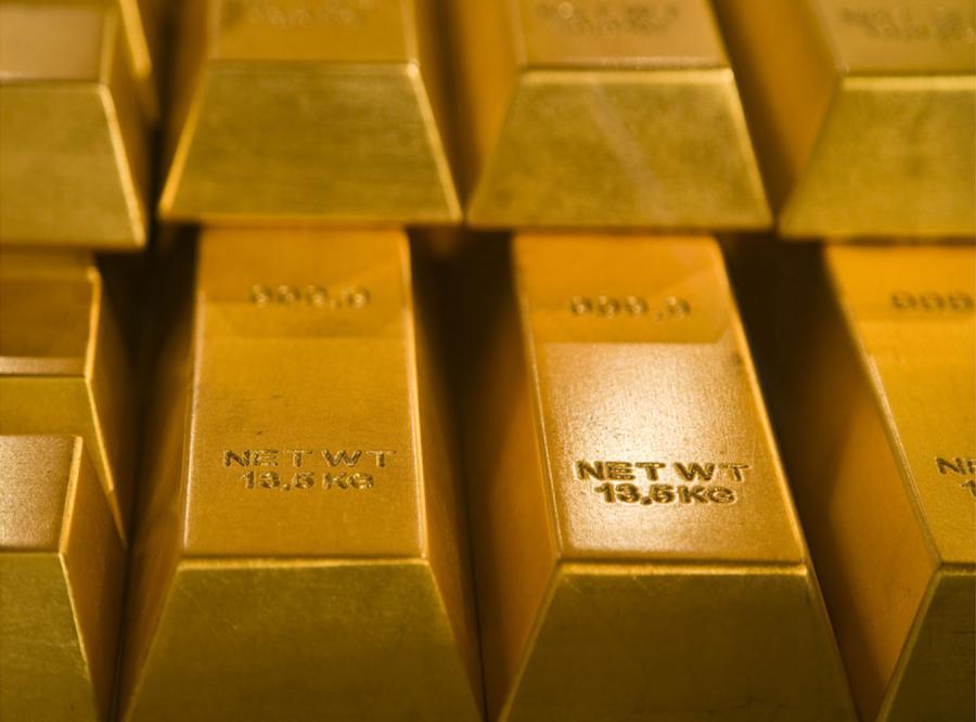 Koniec światowej gorączki złota
