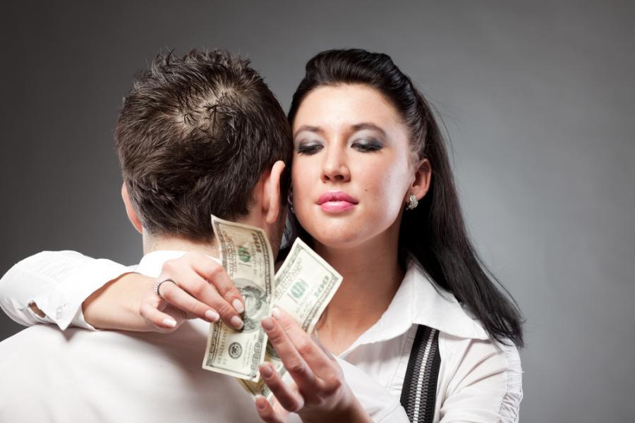 Miłość za pieniądze