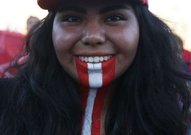 Kibicka Peru